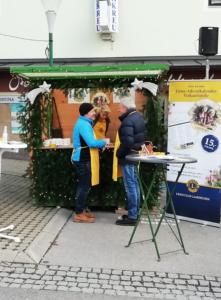 Lions Club Laakirchen Adventmarkt Vorchdorf 2019 (2)