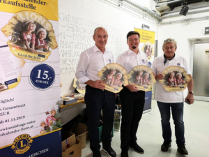 Lions Club Laakirchen Martinimarkt 2019 (2)